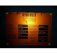 Used Benninger Indigo Sizing Machine
