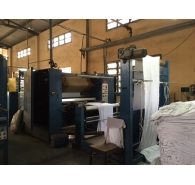 Used Complete Knit Dyeing & Finishing Machine