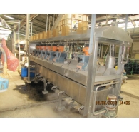 Used Brückner Continuous Scouring Machine