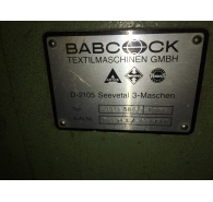 Used Babcock stenter machine