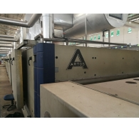 Used Artos Stenter Machine For Sell